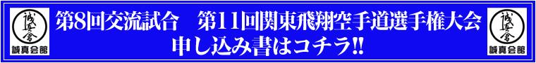 第11 回関東飛翔空手道選手権大会